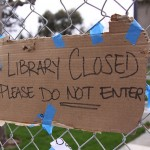 EDITORIAL: OUR LIBRARIES, OUR FUTURE