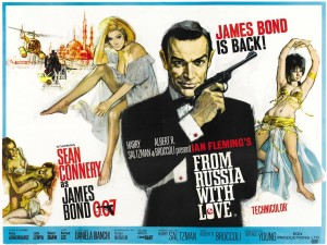 CLASSIC COLUMB: FROM RUSSIA WITH LOVE (1963)