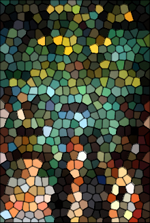 STAINED GLASS CINEMA (6/5/11)