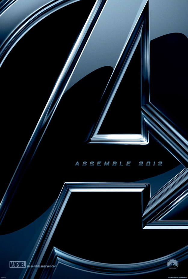 MARVEL LAUNCHES OFFICIAL SITE FOR THE AVENGERS; TEASER POSTER ALSO RELEASED