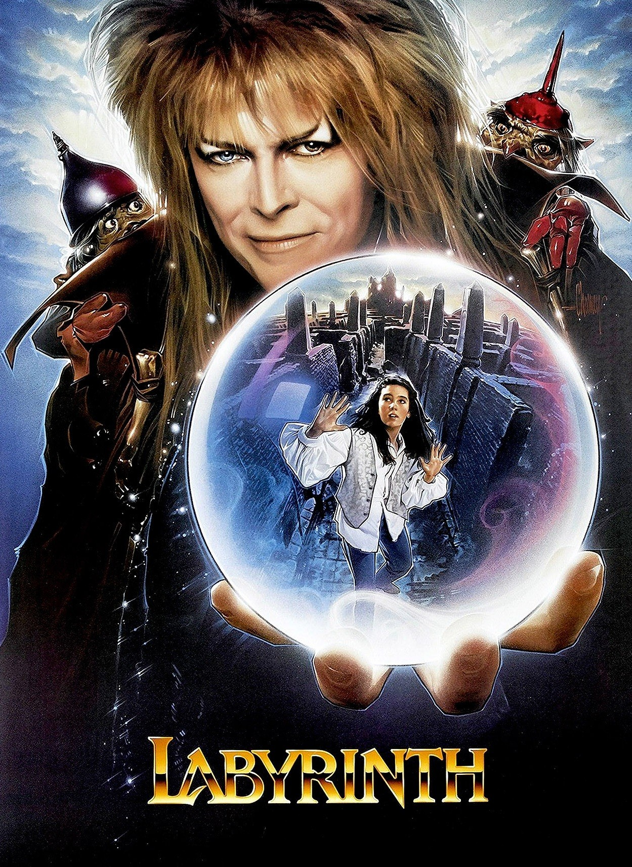 Man, I Love Films – VAULT REVIEW: LABYRINTH Labyrinth 1986
