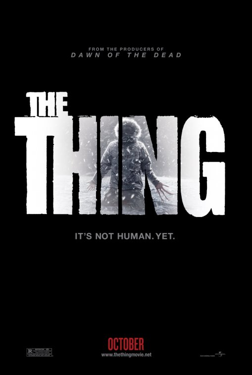 TRAILER TITILLATION: THE THING