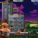 RAMPAGE IS THE LATEST VIDEO GAME HEADED TO THE BIG SCREEN
