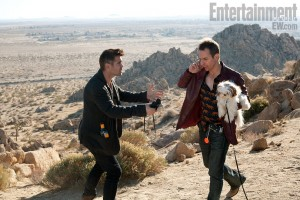 FIRST IMAGES FOR SEVEN PSYCHOPATHS