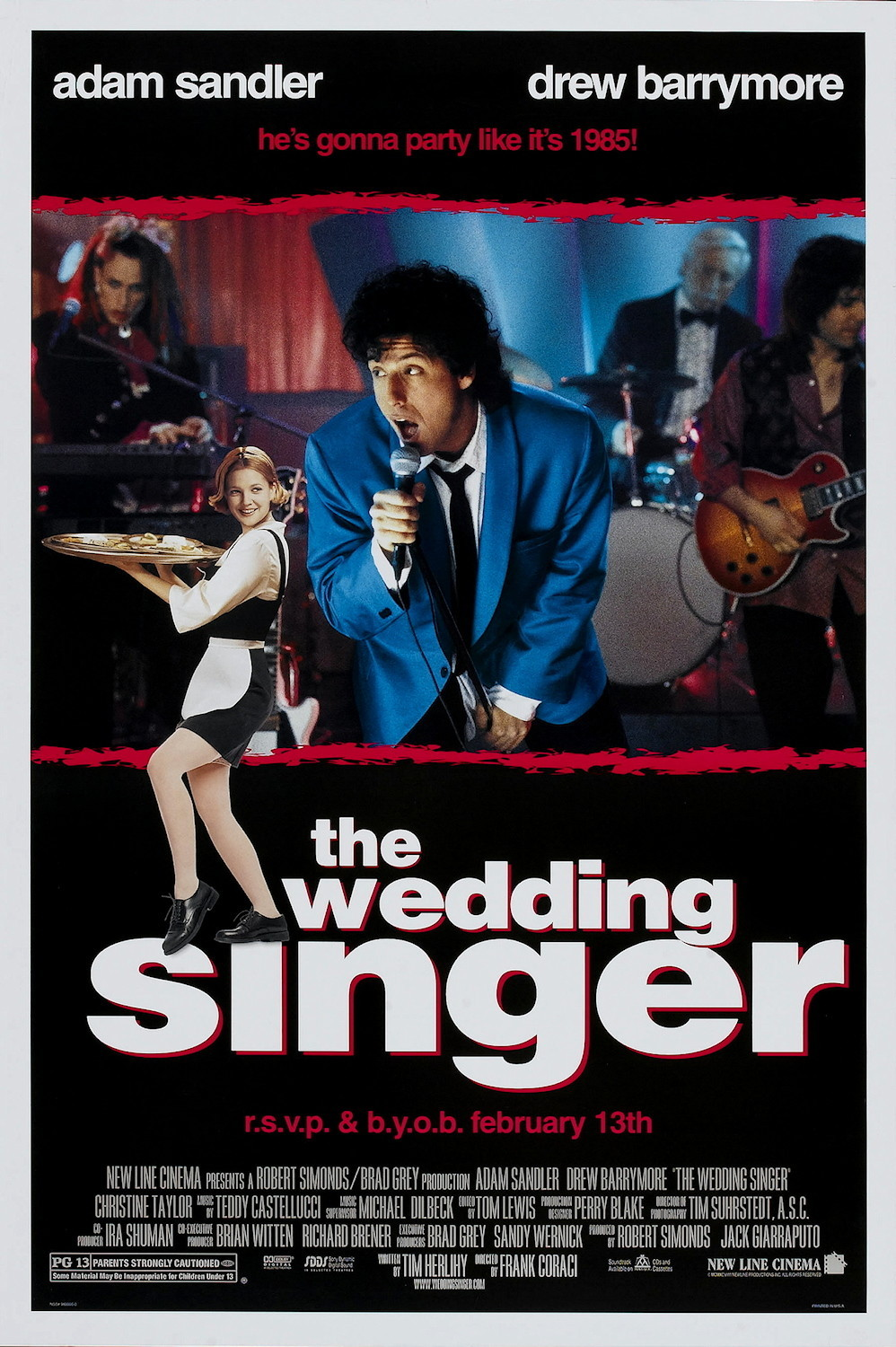 Man, I Love Films – VAULT REVIEW: THE WEDDING SINGER