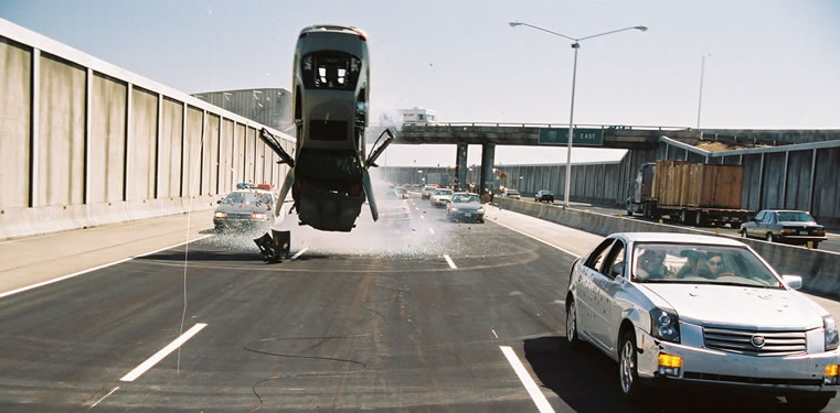 HEATHER'S TOP TEN CAR CHASES