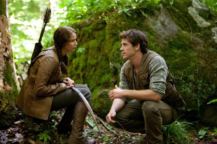 Katniss and Useless Guy