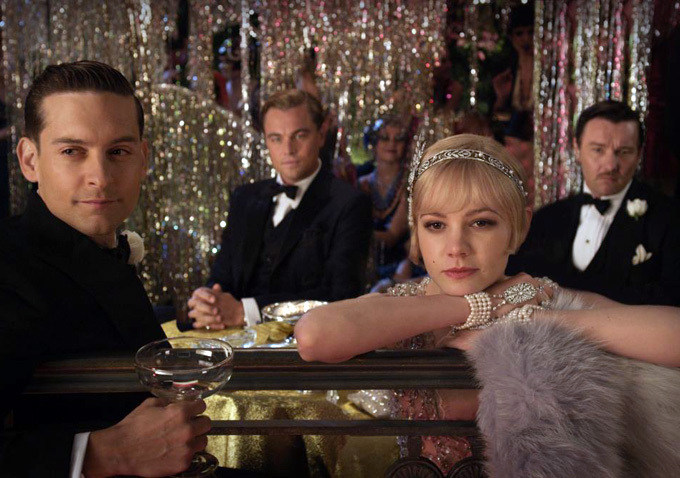 FIRST GREAT GATSBY TRAILER
