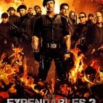 FIERY POSTER FOR THE EXPENDABLES 2