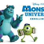 MONSTERS UNIVERSITY TEASER HITS