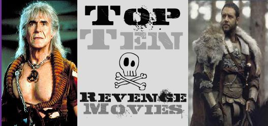 HEATHER'S TOP TEN REVENGE MOVIES