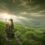 COMIC-CON EXCLUSIVE THE HOBBIT POSTER