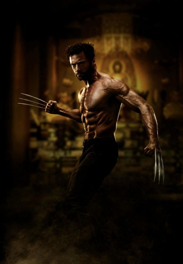 FIRST OFFICIAL PICTURE OF WOLVERINE