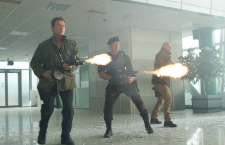 DVD REVIEW: THE EXPENDABLES 2
