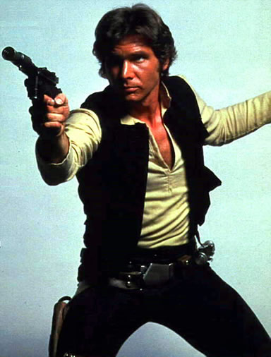 HARRISON FORD OPEN TO IDEA OF EPISODE VII