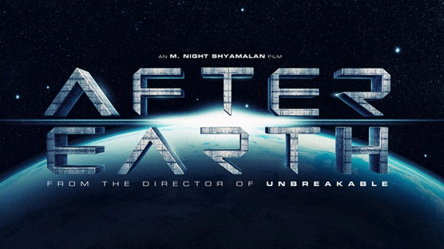 FIRST AFTER EARTH TRAILER