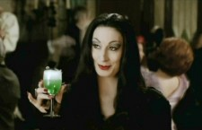 I WANT TO BE MORTICIA ADDAMS WHEN I GROW UP
