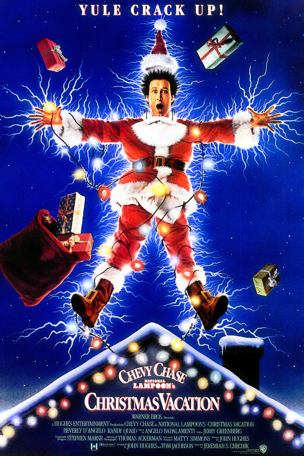 Vault Review Christmas Vacation