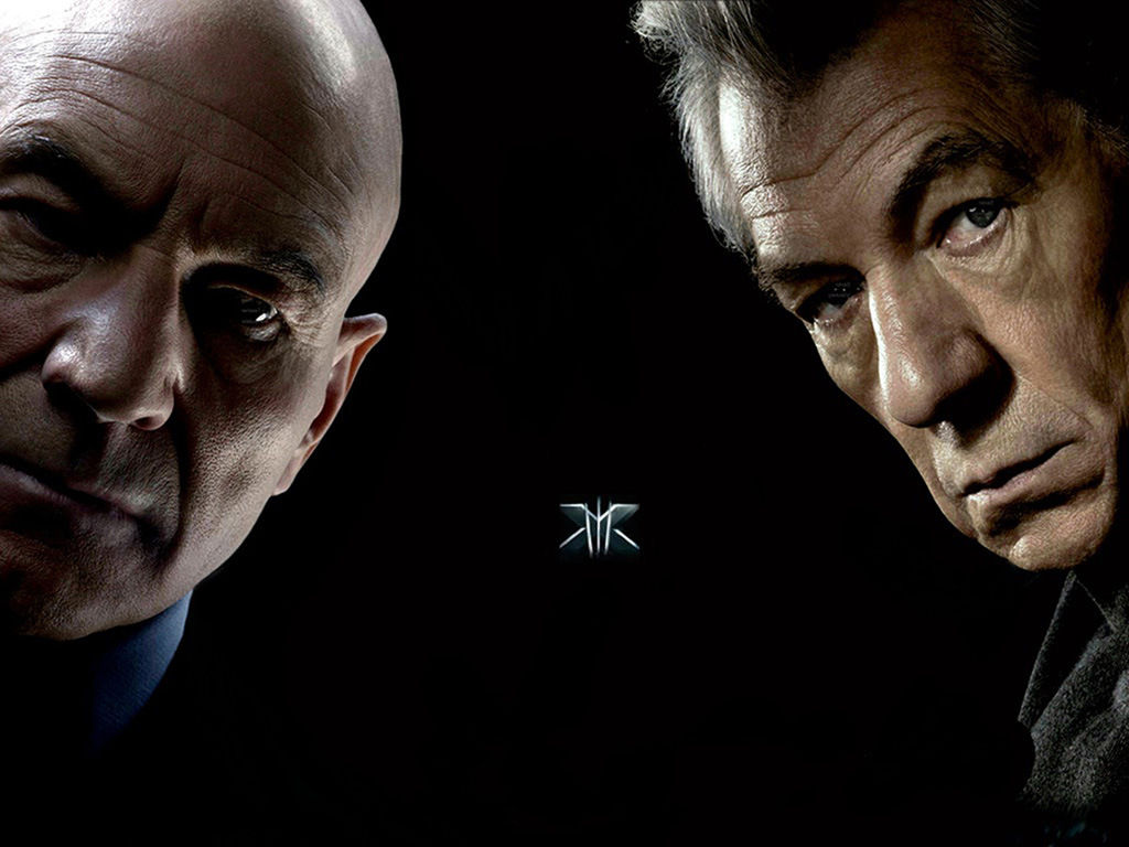 Professor X and Magneto