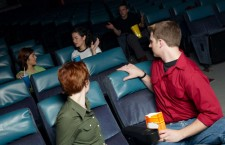 ENDING FOR ZERO DARK THIRTY SPOILED FOR IGNORANT COUPLE BEFORE SCREENING