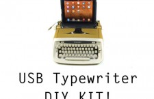 INDIE SPOTLIGHT: THE TYPEWRITER (IN THE 21ST CENTURY)