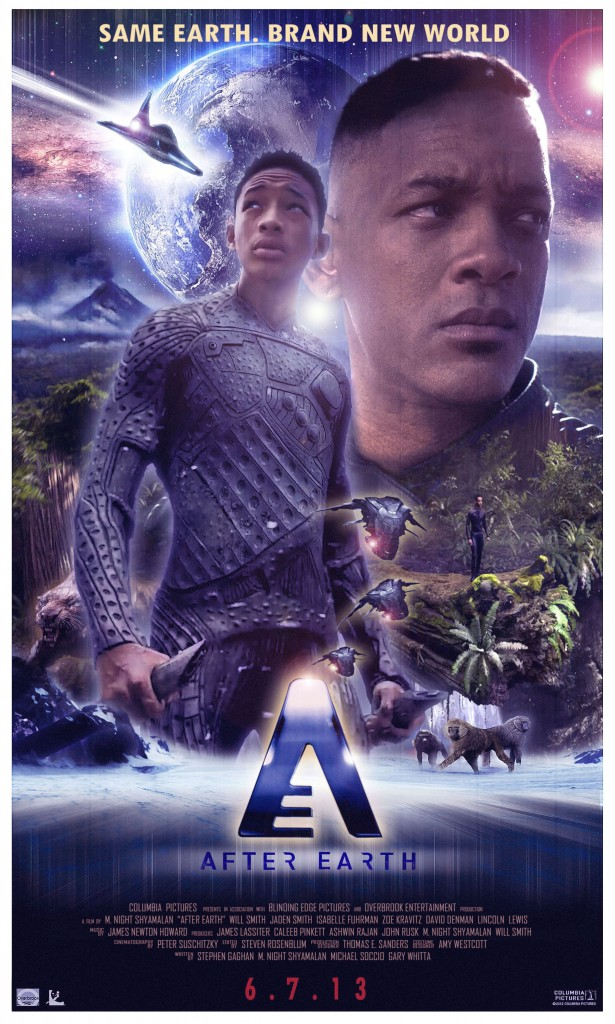 SECOND AFTER EARTH TRAILER