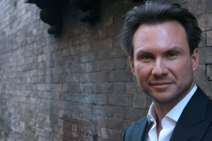 Christian Slater - Portrait Session