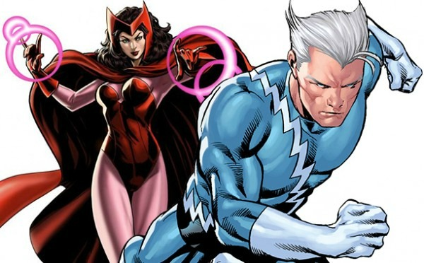 NEW AVENGERS 2 CHARACTERS CONFIRMEDQuicksilver And Scarlet Witch Marvel