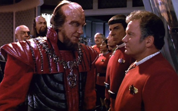 VAULT REVIEW: STAR TREK VI: THE UNDISCOVERED COUNTRY