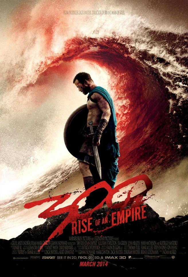 TEASER FOR 300: RISE OF AN EMPIRE
