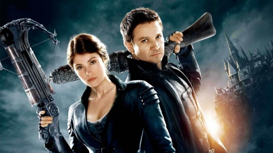 DVD REVIEW:  HANSEL & GRETEL: WITCH HUNTERS