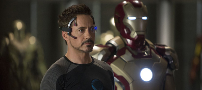 ROBERT DOWNEY JR. IS STILL IRON MAN