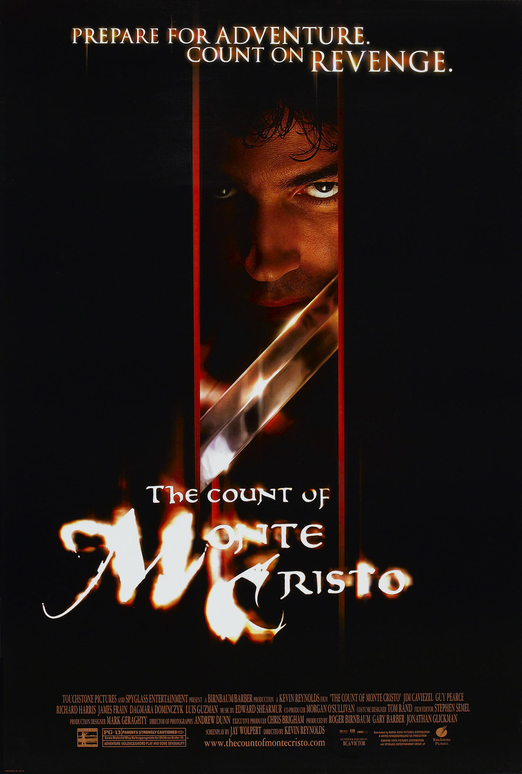 i vault review the count of monte cristo