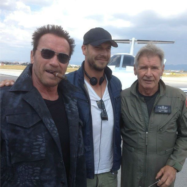 EXPENDABLES 3 AWESOMENESS