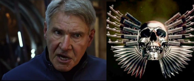 WILLIS OUT OF EXPENDABLES 3… HARRISON FORD IN!