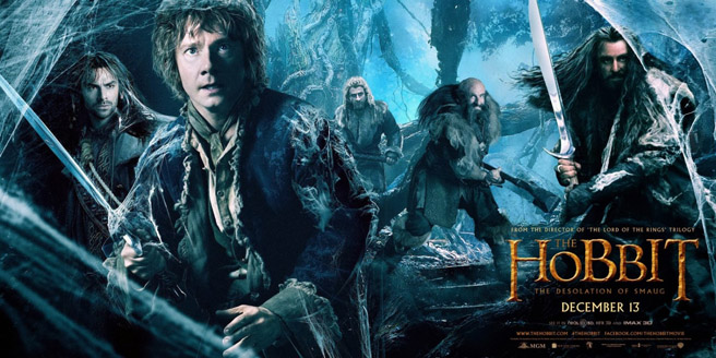 NEW THE HOBBIT 2 TRAILER HITS