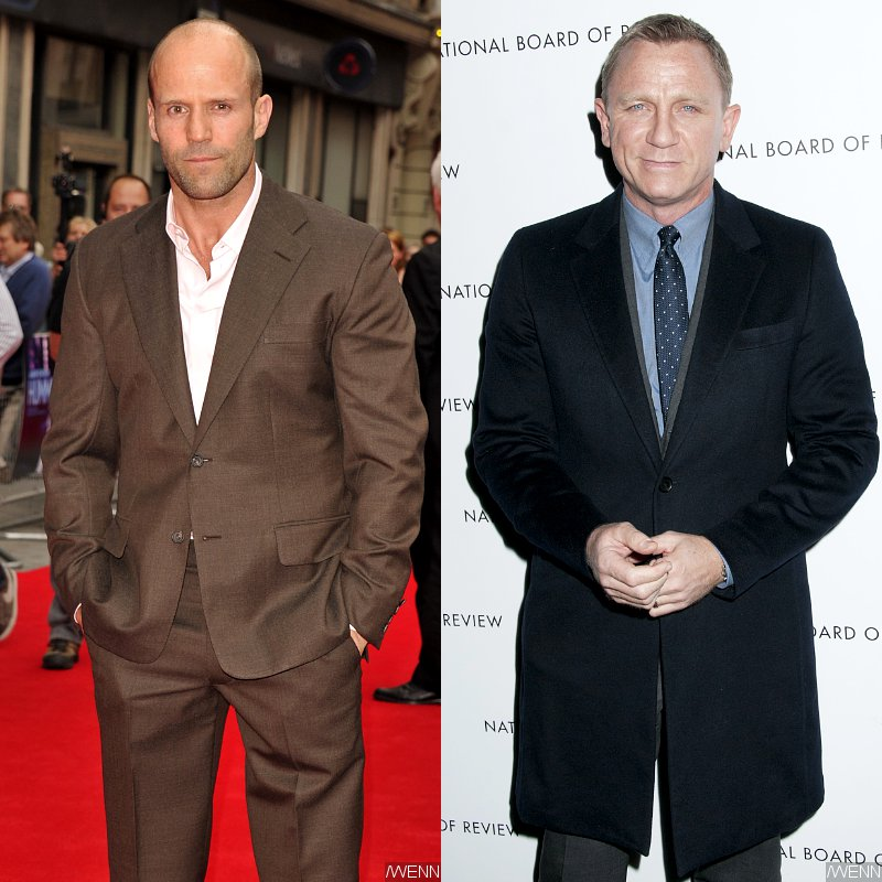 STATHAM TO REPLACE CRAIG IN LAYER CAKE SEQUEL