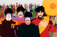 VINTAGE VAULT:  YELLOW SUBMARINE