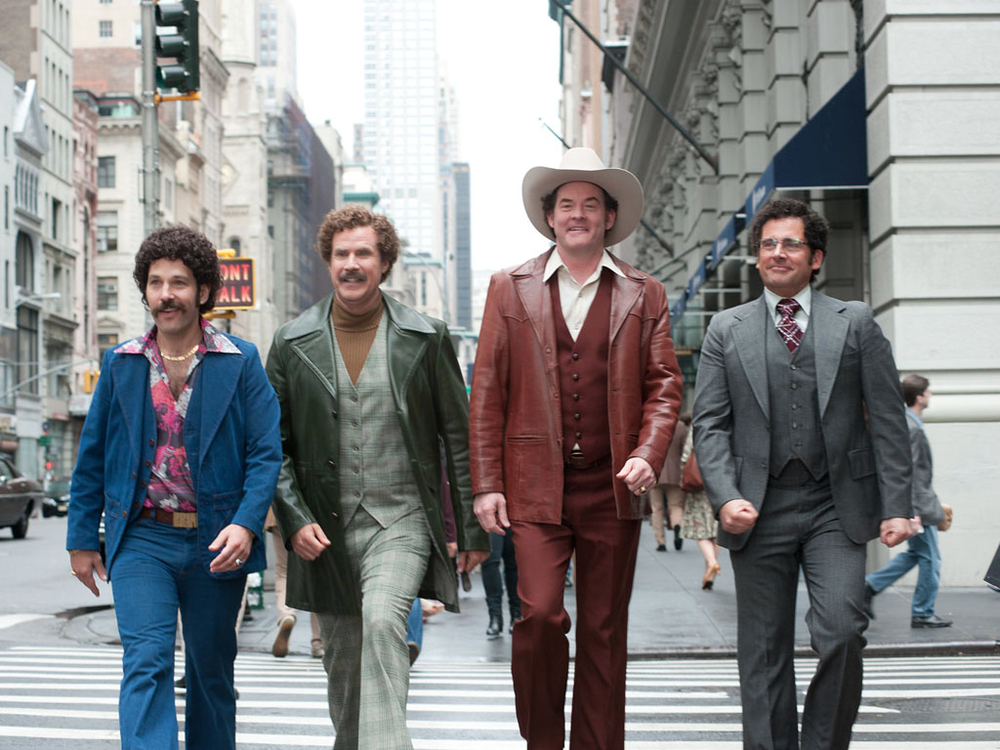 anchorman 2 walking