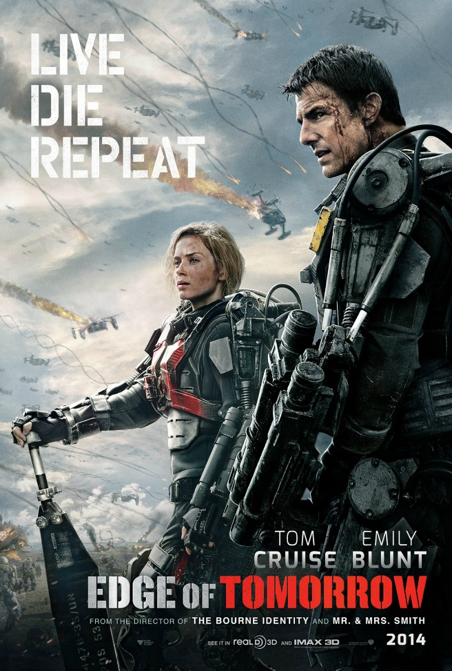 FIRST TRAILER FOR EDGE OF TOMORROW!