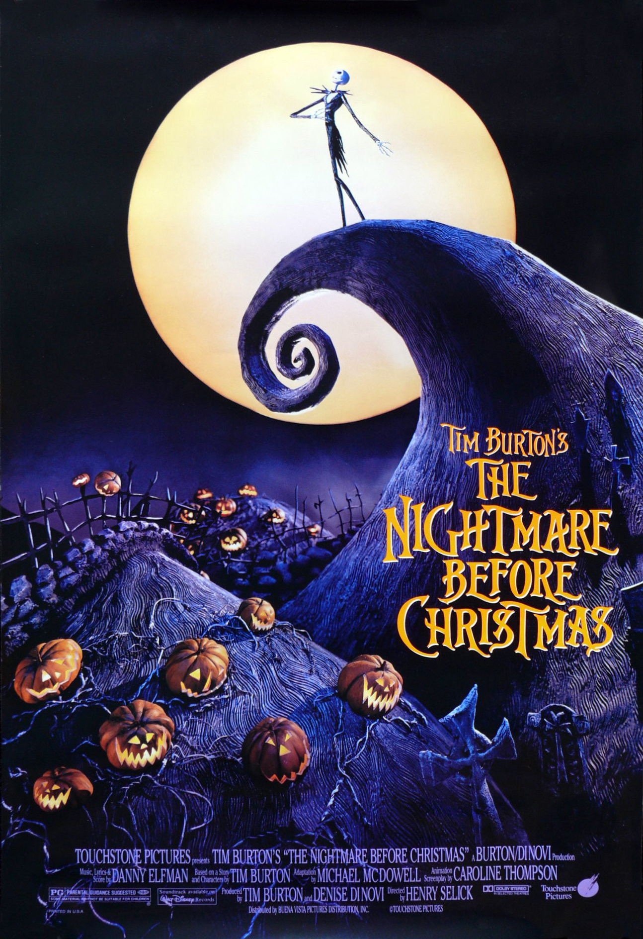 Man, I Love Films – VAULT REVIEW: THE NIGHTMARE BEFORE CHRISTMAS