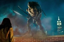 FIRST TEASER FOR TEENAGE MUTANT NINJA TURTLES