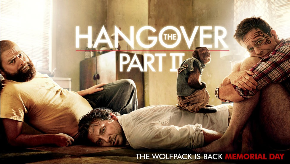 Hangover Part 2 Movie