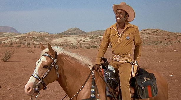 VINTAGE VAULT:  BLAZING SADDLES