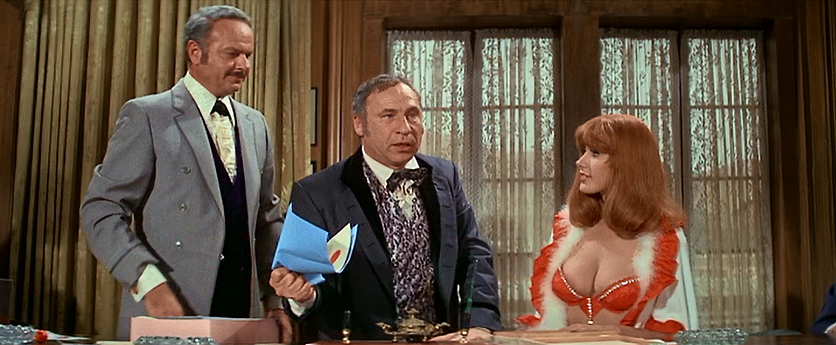 an analysis of the mel brooks satirical film blazing saddles You're not mel brooks mel brooks, the producers and the ethics of satire representations of fascism in contemporary literature and film.