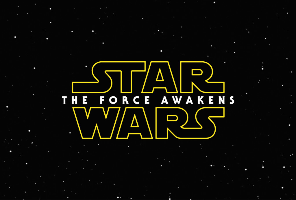 star wars title card
